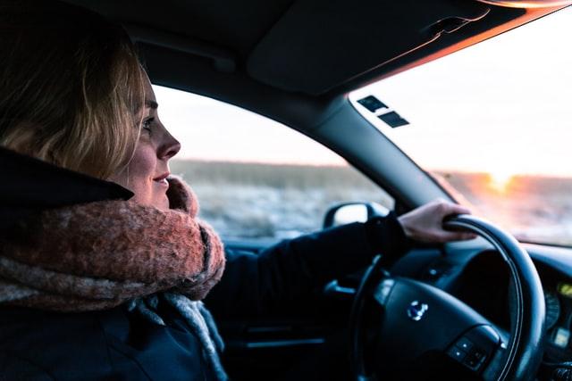 veilig auto rijden